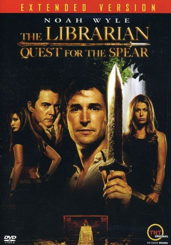 Librarian, The: Quest for the Spear (DVD)