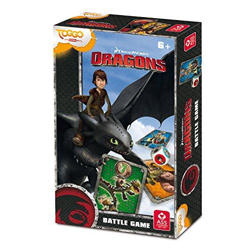 ASS Altenburger 22505001 - Dragons - Battle Spiel