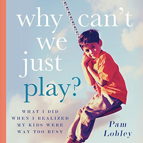 Why Can't We Just Play? audiobook cover art