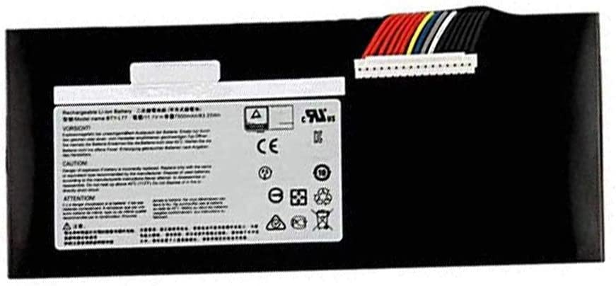 Las Vegas Mall Powerforlaptop BTY-L77 Laptop Replacement Battery NEW before selling wit Compatible