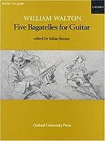 Five Bagatelles for Guitar