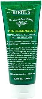 Kiehl's Men's Oil Eliminator Deep Cleansing Exfoliating Face Wash 200ml/6.8oz