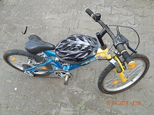WHEELWORX DUAL EXPLORER BMX Jugendfahrrad 20
