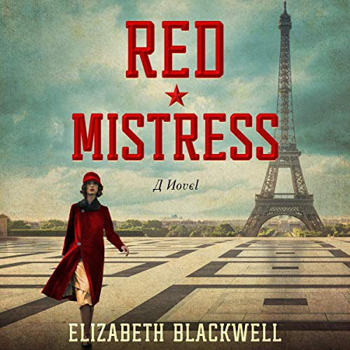 Red Mistress audiobook cover art