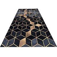 階段マット滑り止めウォッシュコリドーフロアロングコリドーランナーカーペットファミリーホテルの玄関廊下のカーペットに適しています(複数サイズ) (Size : 120*500cm)