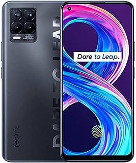 Realme 8 Pro (RMX3081) (RAM 8GB + ROM 128GB) 4G / 6.4型 1億画素4眼カメラ 4500mAh大容量バッテリー 50W急速給電 SIMフリースマートフォン本体 (グローバル版) Infinite...