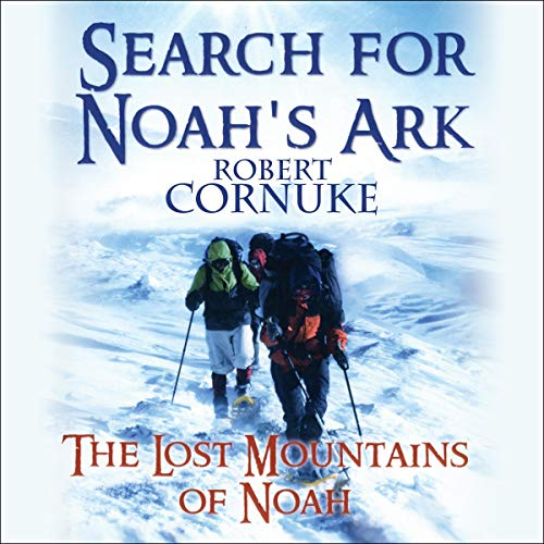 Search for Noah's Ark: The Lost Mountains of Noah cover art