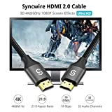 Zoom IMG-1 syncwire cavo hdmi 2 m