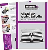 dipos 2X klare Schutzfolie kompatibel mit Philips EP4010/00 Tropfblech I Kaffeevollautomaten I...