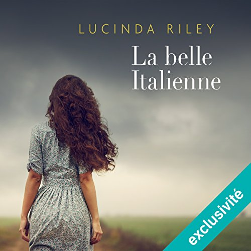 La belle Italienne audiobook cover art