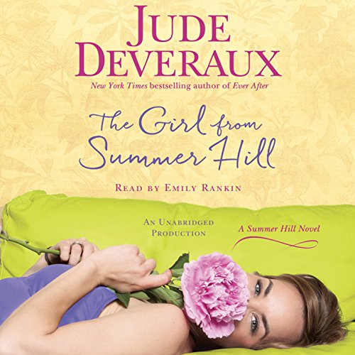 The Girl from Summer Hill audiobook cover art