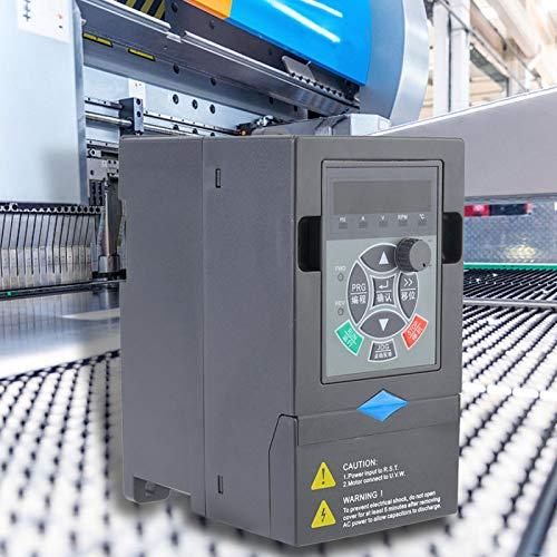 SALUTUYA Antriebswandler Wechselrichter 380V 2.2KW Frequenz Wechselrichtermischer, Kugelmühlen-Luftkompressoren