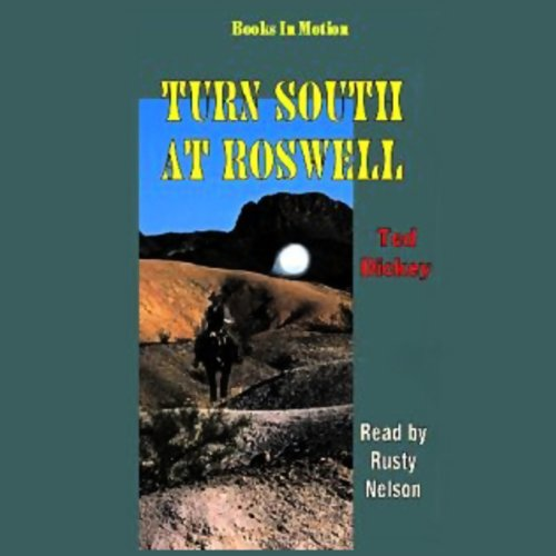Turn South at Roswell audiobook cover art