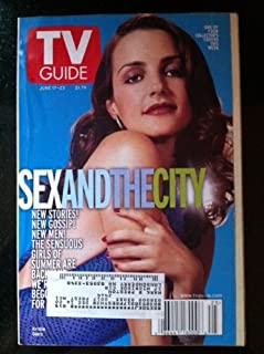 TV Guide June 17-23, 2000 (1 of 4 covers) (Kristin Davis of Sex And The City: New Stories! New Gossip! New Men! The Sensuous Girls of Summer Are Back, And We're Begging For More; Frasier On The Move: Kelsey Grammer Takes NBC To Task For Uprooting His Series From Its Proven Time Slot, Volume 48, No. 25, Issue #2464)