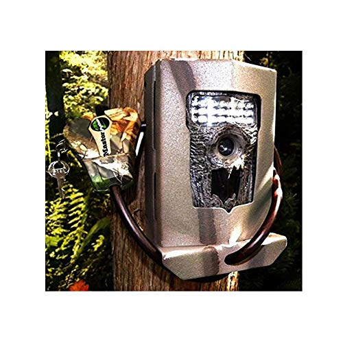 CAMLOCKbox Security Box Compatible with Wildgame Innovations Illusion Trail Cameras (19120), Khaki