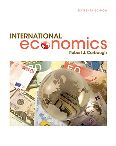 Download International Economics 1305507444