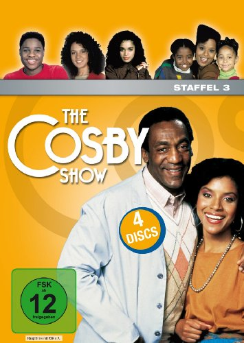 Die Bill Cosby Show - Staffel 3 (4 DVDs)