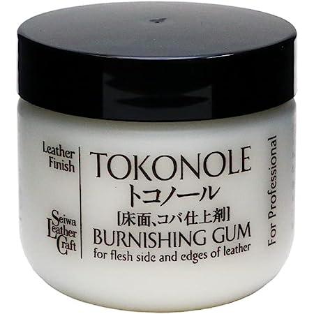 Seiwa Tokonole Cuir Finition Polissage Gum Transparent 120 g