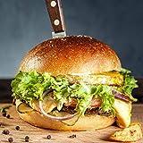ヴィーガンパテとバンズのセット vegan patty,buns set