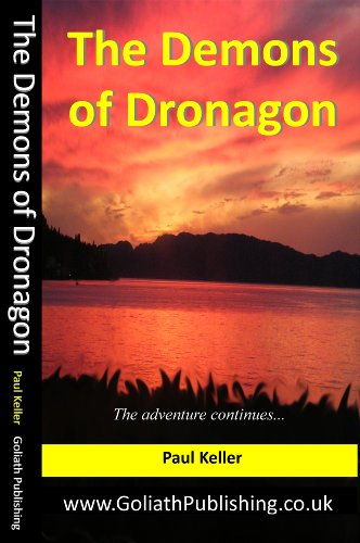Book: The Demons of Dronagon (The Journey Begins Book 1) by Paul Keller