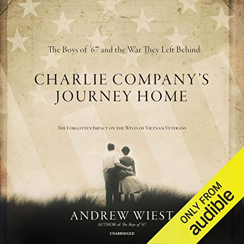 Charlie Company's Journey Home cover art