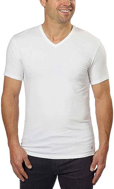 מארז 3 חולצות בייסיק Calvin Klein