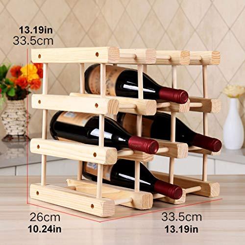 DGEG Botelleros De Vino Estant