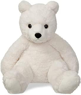 Aurora Sophia White Bear 12In