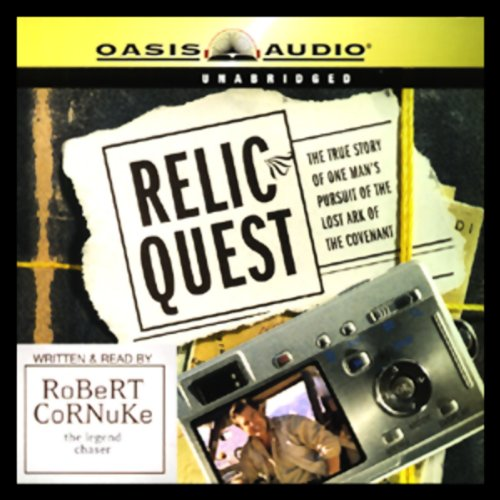 Relic Quest cover art