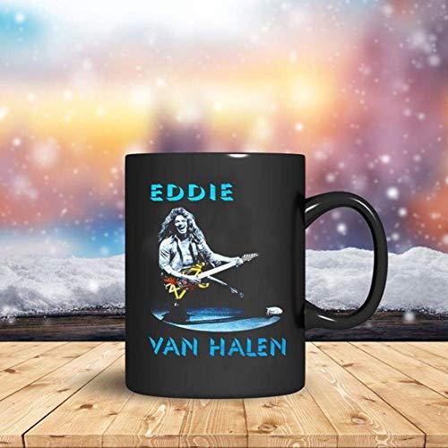 NA Taza de café de Guitarra eléctrica de Eddie Van Halen |...