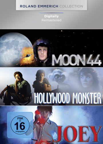 Roland Emmerich Collection (Moon 44 / Hollywood Monster / Joey) [3 DVDs]