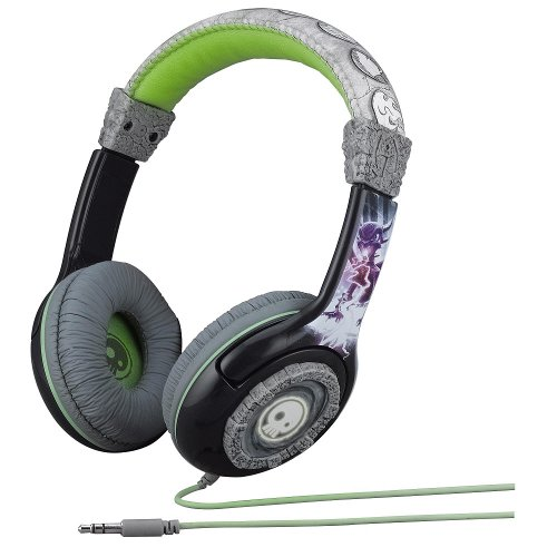 Skylanders Undead Element Kid-Friendly Headphones