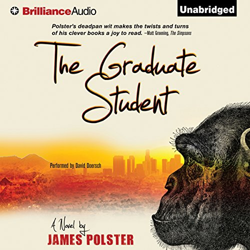 The Graduate Student audiobook cover art