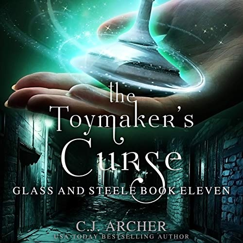 The Toymaker's Curse cover art