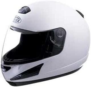 Gmax Gm38 Full Face Helmet White Xxs/Xx-Small