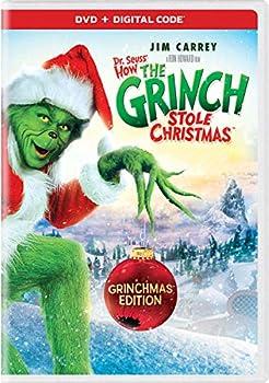 GRINCH2000 GRINCHMASED DVD