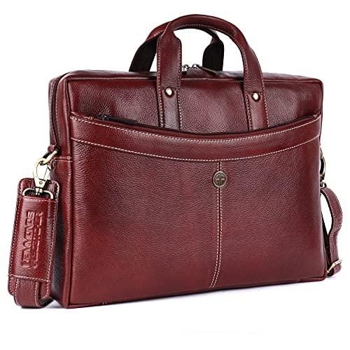 Hammonds Flycatcher Brown Men's Laptop Bag