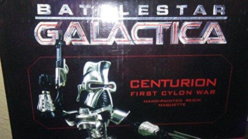 Battlestar Galactica Maquette Little Frakkin Toasters Classic Chrome Centurion 15 cm