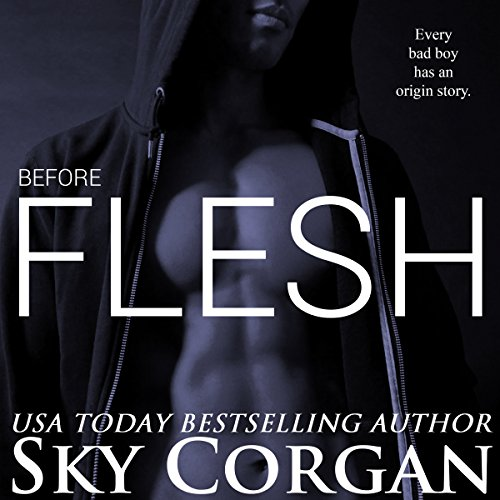 Before Flesh cover art