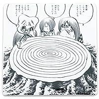 ゲゲゲの鬼太郎 コミック プレート 切り株 ( 鬼太郎 子泣き爺 砂かけ婆 ) ( プレート皿 お皿 )