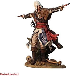 Yang baby Assassin's Creed IV 4 Black Flag Edward Kenway Assassin Pirate PVC Figure Statue-high About 9.4inches
