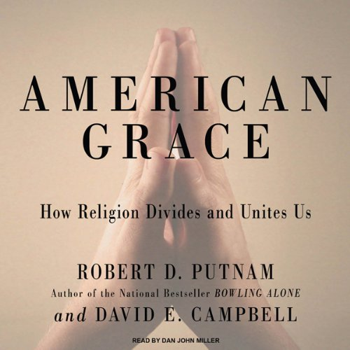American Grace audiobook cover art