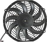 DB Electrical RFM0023 New Cooling Fan Motor For Artic Cat 1000 Gt Ltd Mud Pro Trv Cruiser Xt Fis 2009-2013, Thundercat H2 2008-2010, Prowler 1000 2008-2013 70-1019 0413-044 0413-123 463749