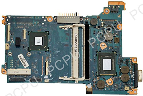 P000555310 Toshiba Protege R830 R835 Laptop Motherboard w/Intel i5-2450M 2.5Ghz CPU