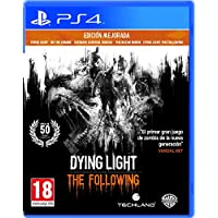Dying Light - Enhanced Edition (Ps4)