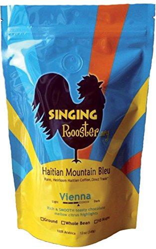 Haitian Coffee (Vienna Ground, Single bag)