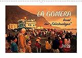 La Gomera - Insel der Glückseligen (Wandkalender 2022 DIN A3 quer)