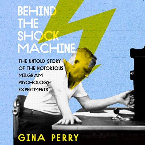 Behind the Shock Machine cover art