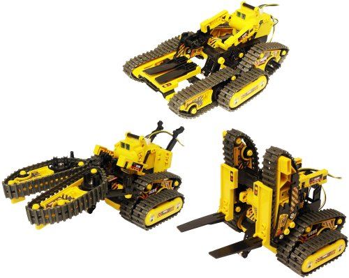 OWI OWI536 3 en 1 ATR-Todo Terreno Robot