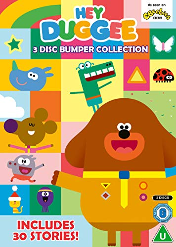 Hey Duggee - Bumper Collection [Reino Unido] [DVD]